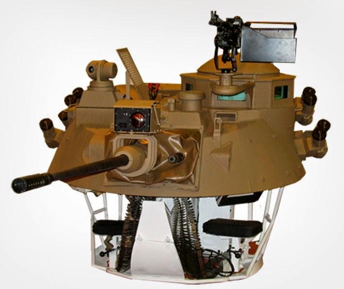 LCT20 Turret