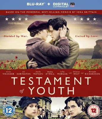 Testament of Youth 2014 BRRip 480p 400mb ESub