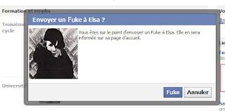 Facebook : exclusif ! Après le Poke, le Fuke