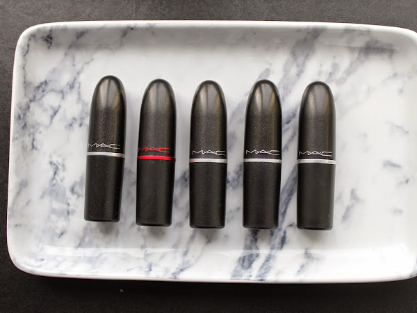My Favourite MAC Lipsticks.