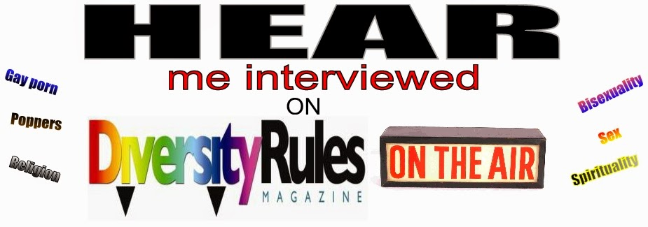 My interview on Diversity Rules Magazine On The Air