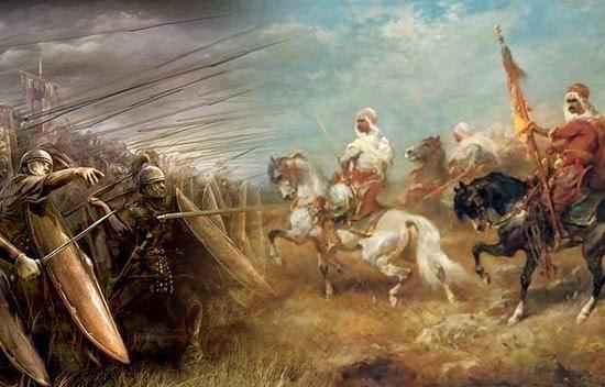 Kenapa dulu kaum Muslimin menang dan Rom kalah
