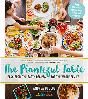 An Ohdeardrea Cookbook!