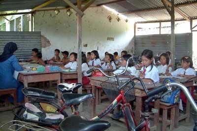 Calon PNS Guru Harus Mengajar di Pedalaman