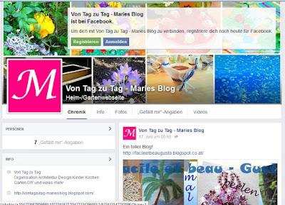 https://www.facebook.com/pages/Von-Tag-zu-Tag-Maries-Blog/554272347960012