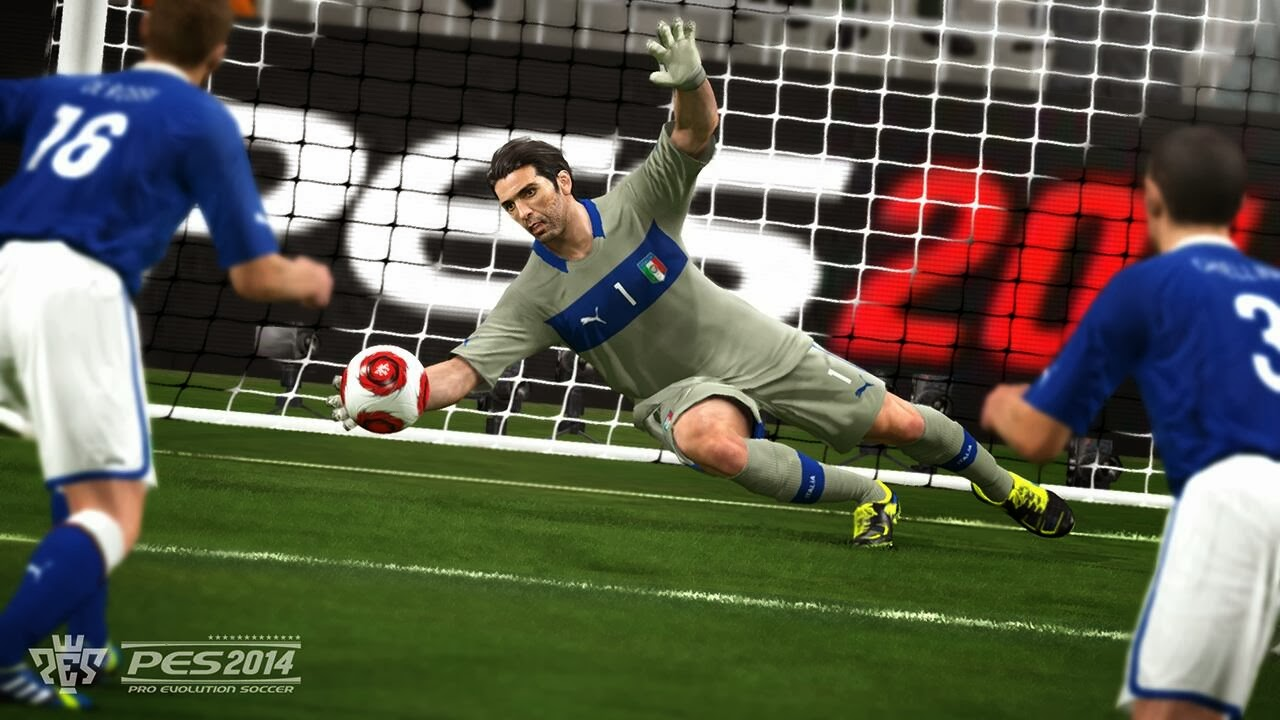 Spesifikasi minimum Pro Evolution Soccer 2014 untuk PC