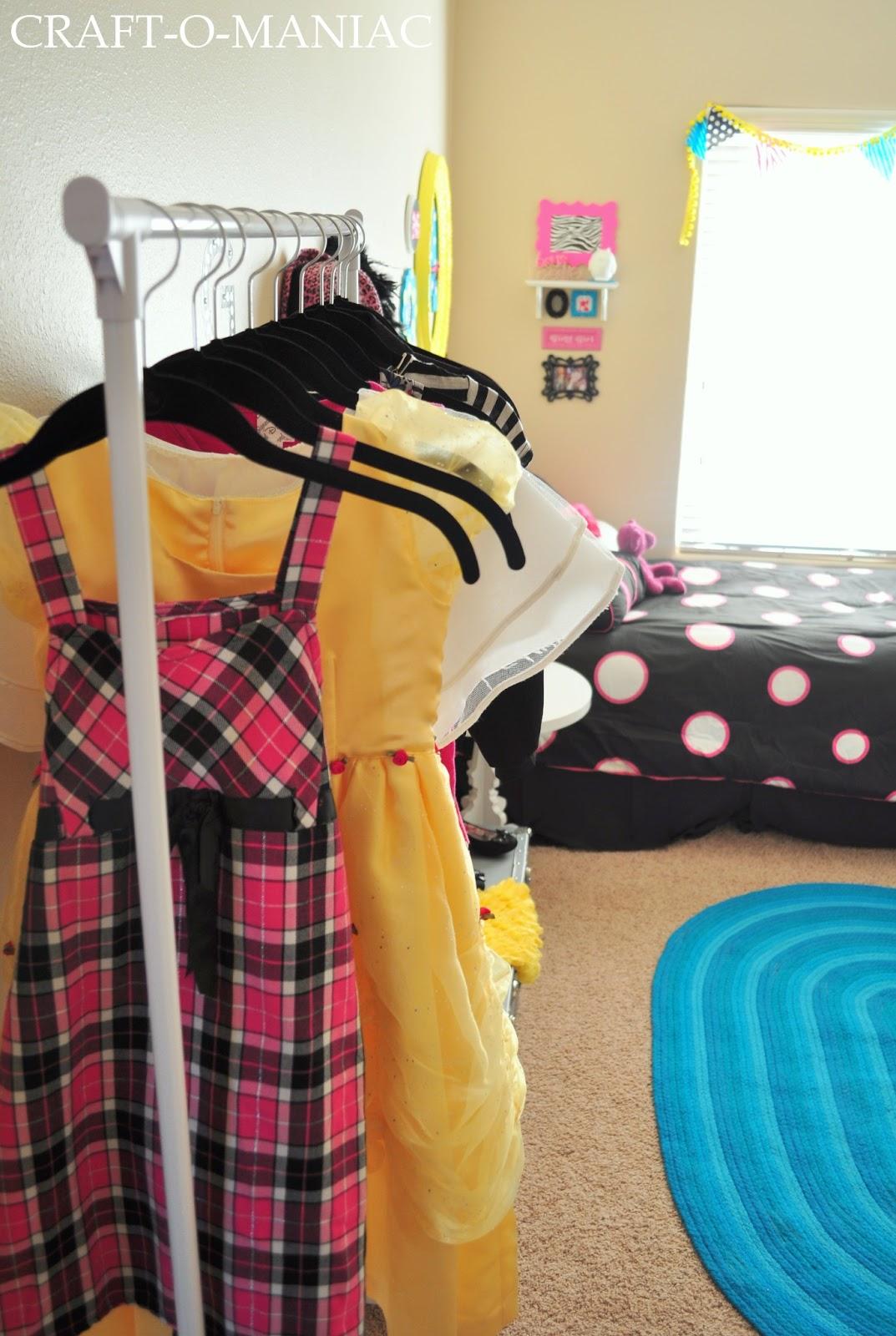 Bella S Bedroom Reveal Craft O Maniac