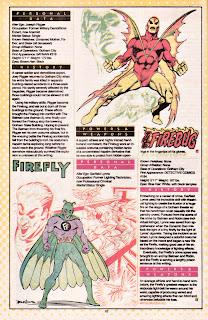 Incendiario y Luciernaga (ficha dc comics)