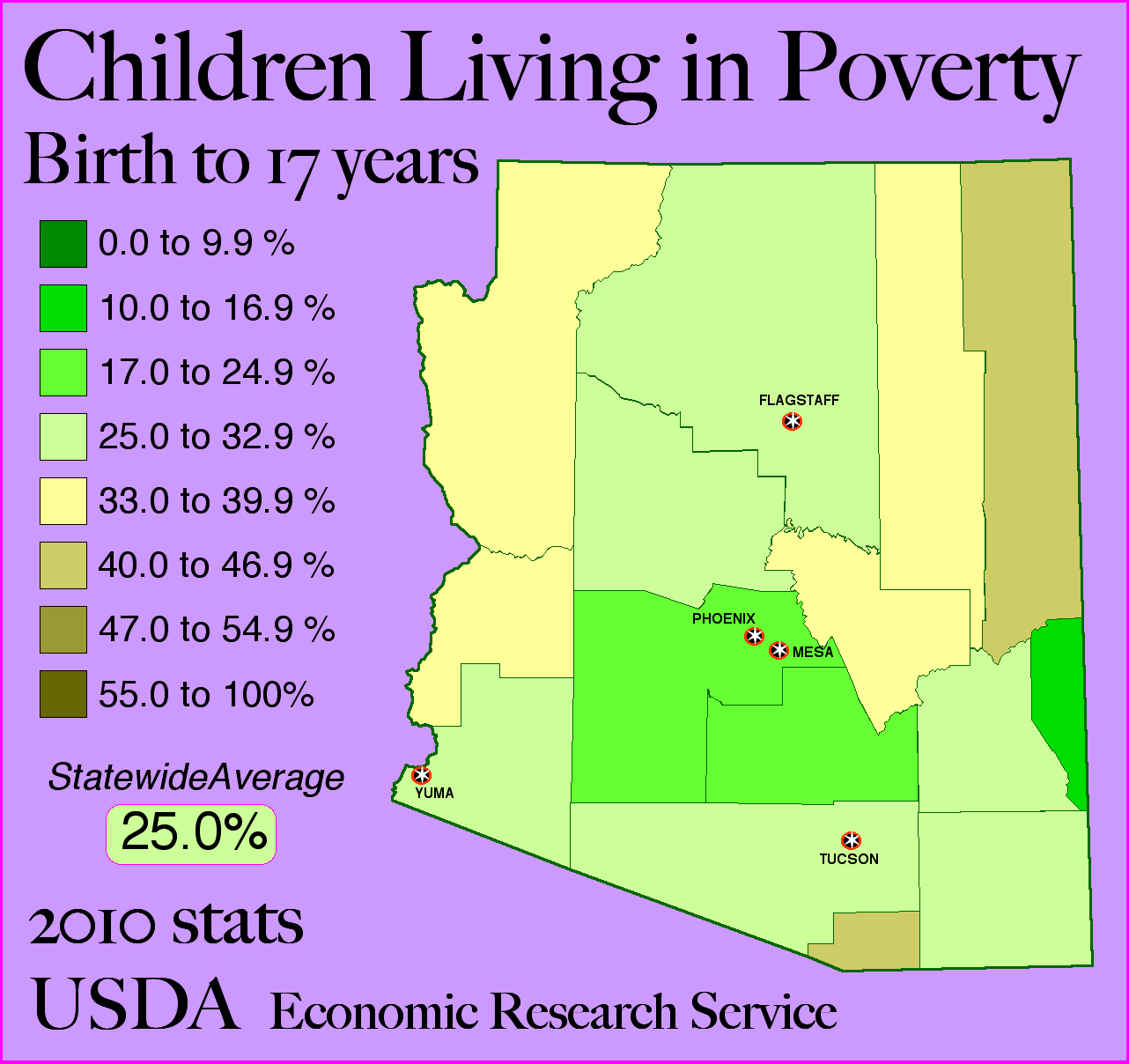 the problem of childhood poverty in the united states America's childhood poverty numbers aren't pretty, but they are even  while it  might be tempting to think that this is a problem facing poor.