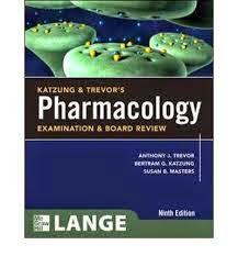 Katzung trevors pharmacology examination and board review katzung trevors pharmacology examination and board review fandeluxe Images