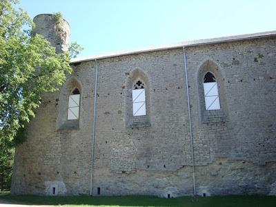 Padise Monastery. Padise klooster