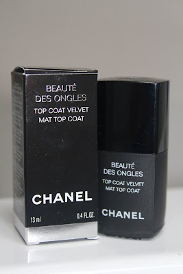 chanel mat top coat avis test essai blog