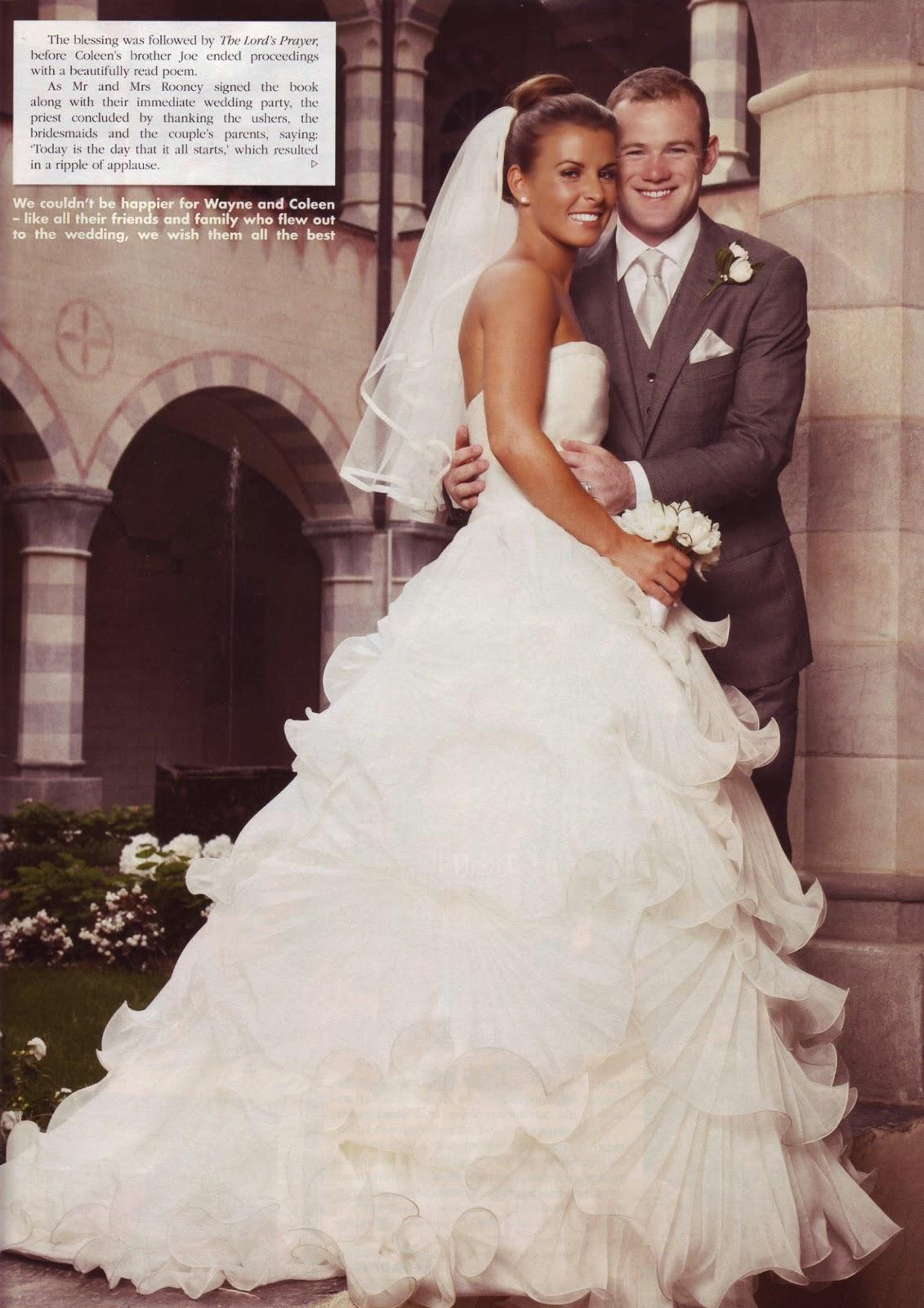 Sophie Kavanagh Style Blog: Best Celebrity Wedding Dresses