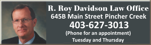 R Roy Davidson Law