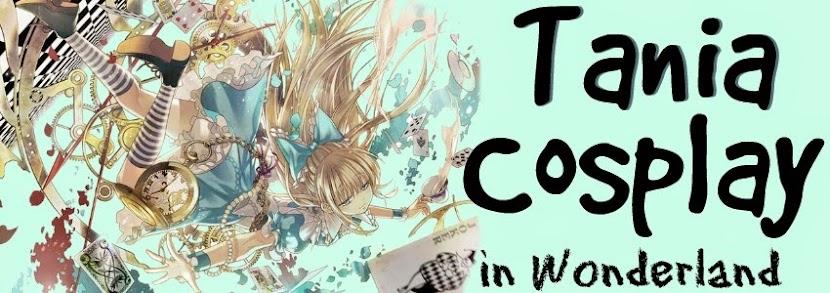 Tania Cosplay