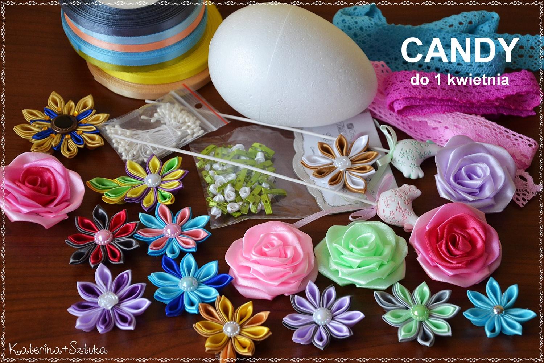 Wielkanocne candy u Katariny
