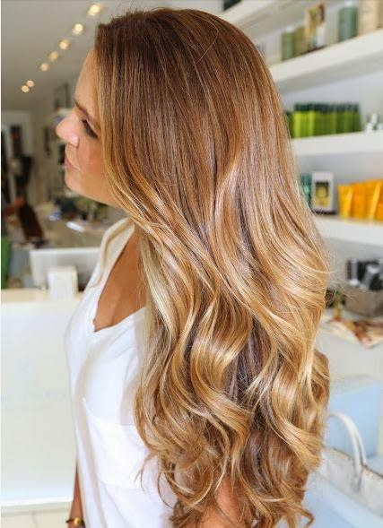 Cool hair color ideas to give yourself a complete makeover top all you have to chose 2 3 shades light5er than your natural hair color and get this cool look solutioingenieria Choice Image