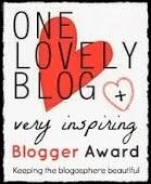 Βραβείο αγαπημένου blog από την Τάνια Μάνεση