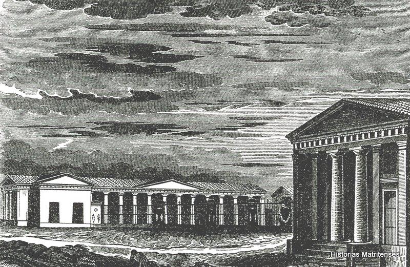 Historias matritenses los viejos cementerios de madrid - Escuela superior de arquitectura de san sebastian ...