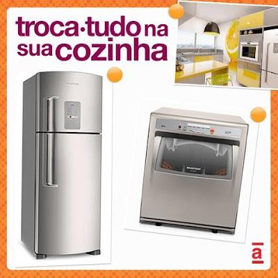 """Concurso Cultural """"Troca Tudo na sua Cozinha"""""""