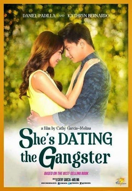 She's Dating The Gangster poster 2