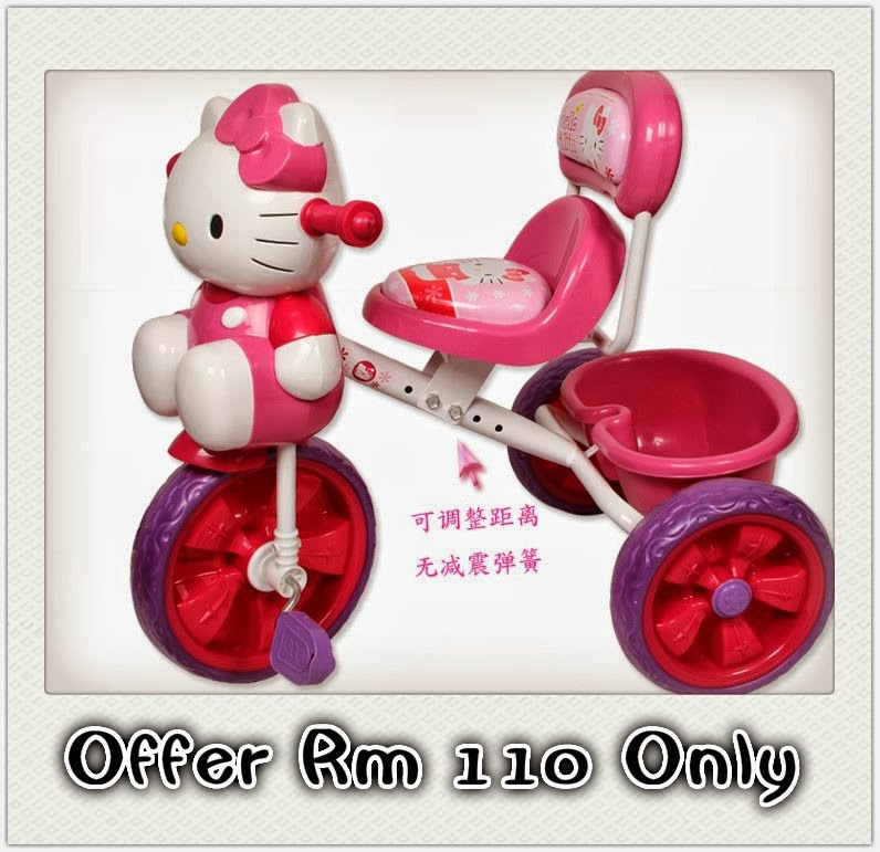 Offer Hello kitty Bicycle