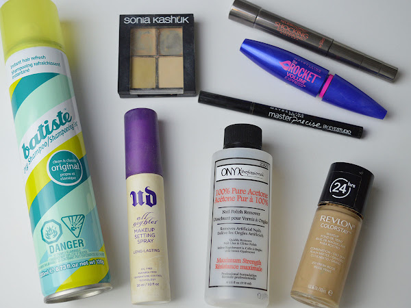 Product Empties - Goods and the Bads