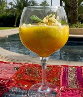 عصير الليمون بالنعناع المنعش