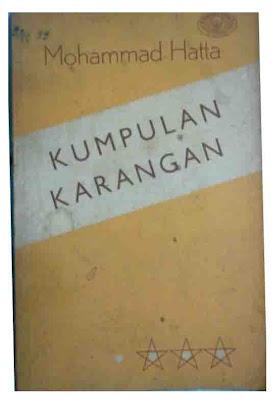 cover buku Kumpulan Karangan (Jilid 3), Mohammad Hatta, image