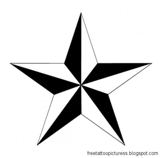 Star Tatoo   ClipArt Best