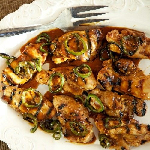 Zucchini, Mushrooms and Cashew Chicken