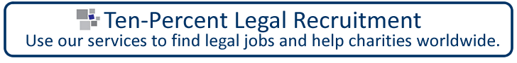 Legal Recruitment from Ten-Percent Legal