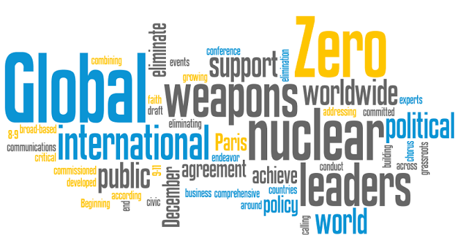 Global Zero World Without Nuclear Weapons By Irshad Ali Sodhar FSP
