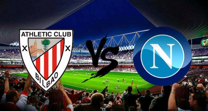 Prediksi Bola Athletic Bilbao vs Napoli 28 Agustus 2014