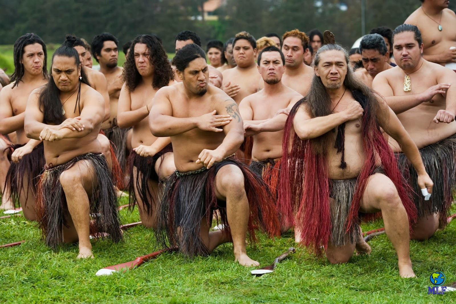 Gente Y Costumbres Los Maoris Pueblo Milenario Con Cultura Y - Tribus-maories