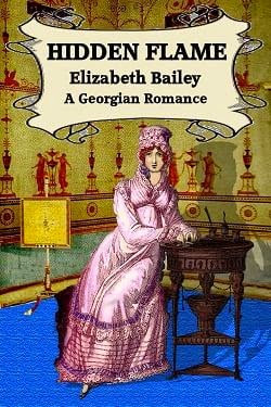 hidden flame, hidden flame book, elizabeth bailey, elizabeth bailey author
