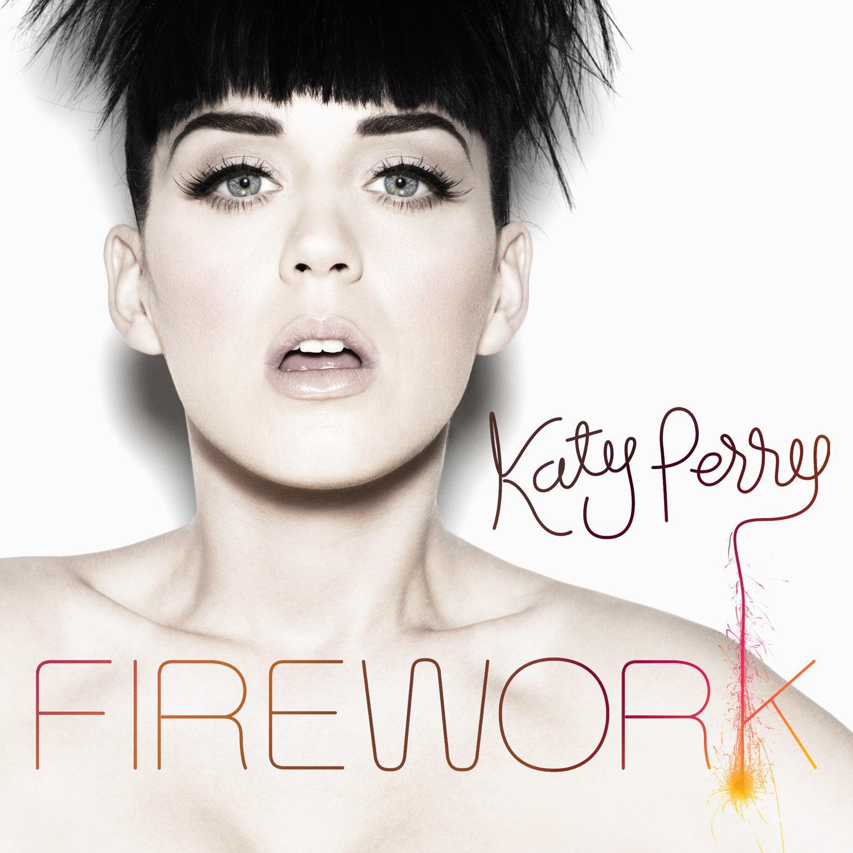 Katy Perry Firework Album Cover