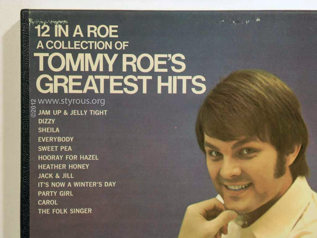 Tommy Roe - Greatest Hits -Collectibles