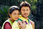 Jaganayakudu Movie Lead pair Photo Shoot-thumbnail-3