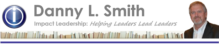 Impact Leadership @DannyLSmith
