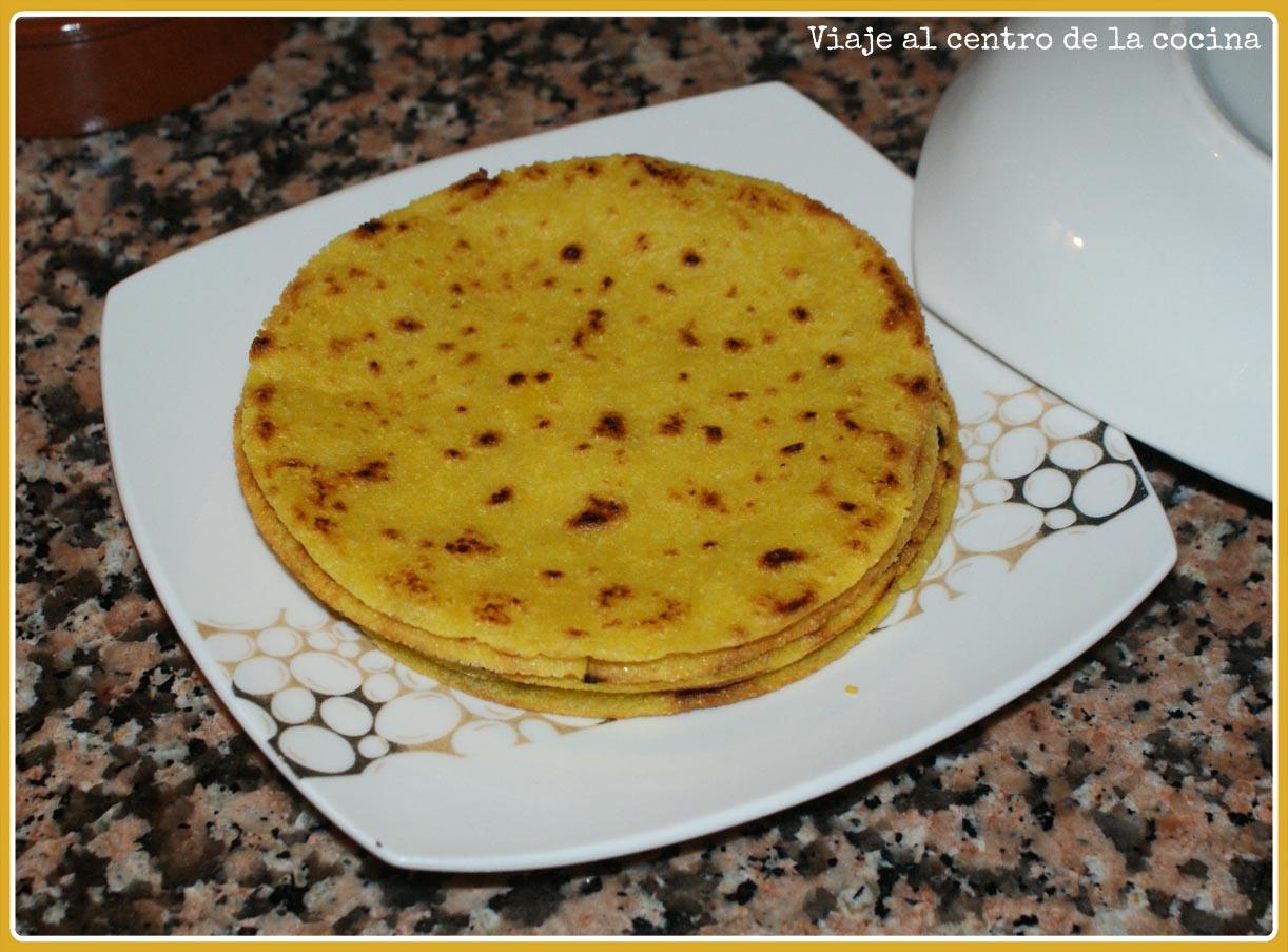 Viaje al centro de la cocina coques de dacsa tortas de maiz for Como cocinar mazorcas de maiz