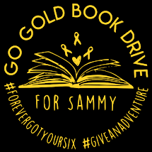 GO GOLD BOOK DRIVE