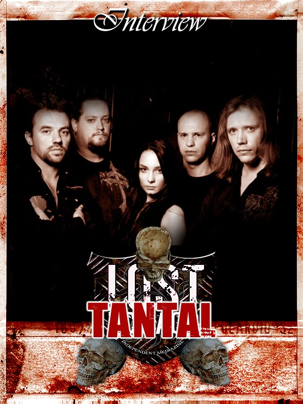 TANTAL Interview (Russia) Chapter # 2
