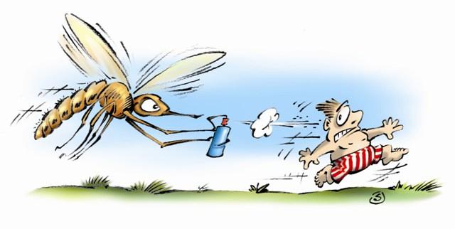 """""""Pierd....one muchy i komary je..ne"""" - czyli małpie brzytwę a gamoniowi ogródek"""
