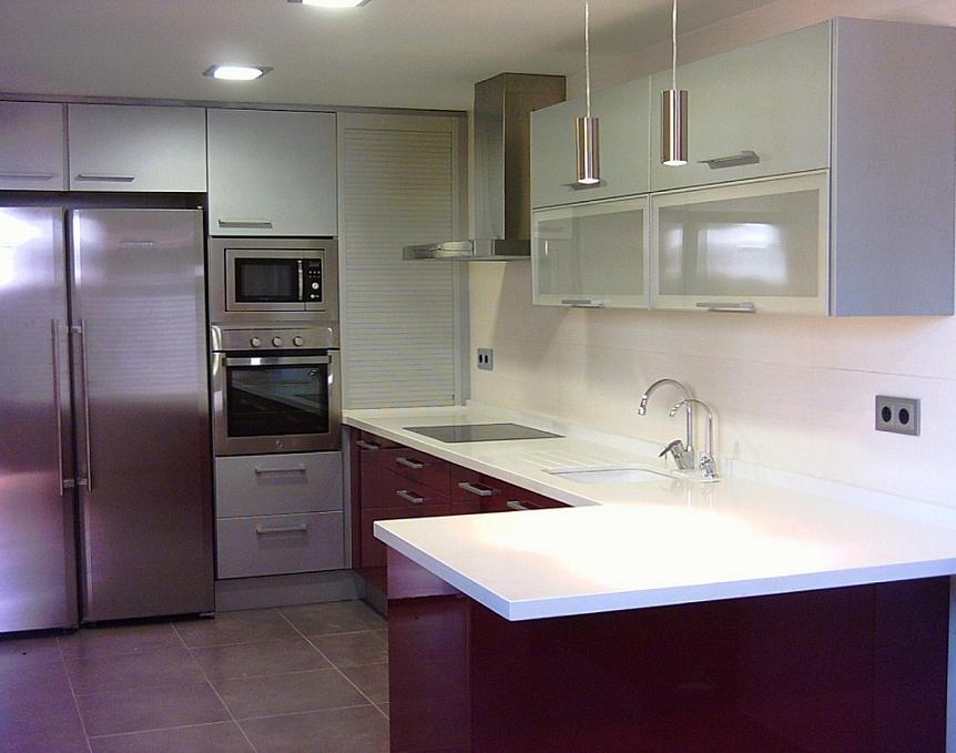 Los complejos rincones de la cocina cocinas con estilo - Armarios de cocina ...