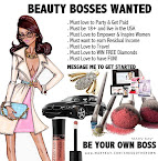 FEMALE BOSSES WANTED