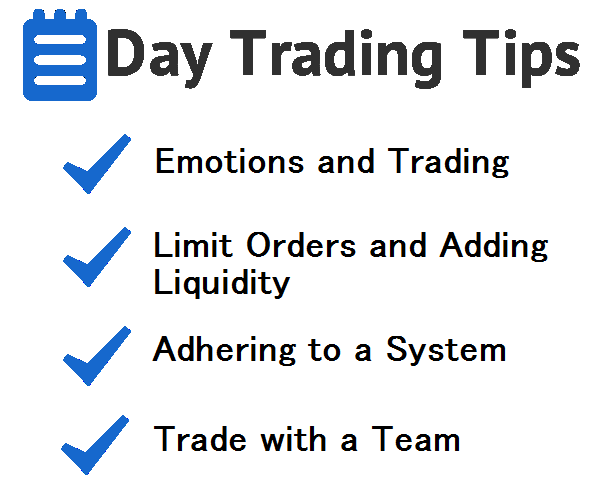 some tips for day trading how to overcome a common day trading disaster