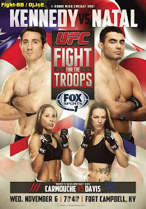 Assistir Online UFC: Fight for the Troops 3 Luta Link Direto Torrent