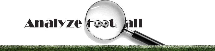 AnalyzeFootball: Analysis, Formations, Strategies and statistics of football