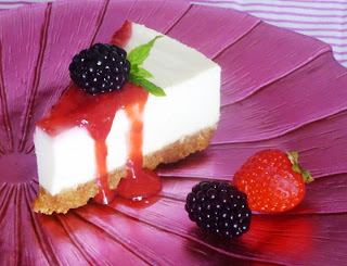 cheesecake al latte condensato